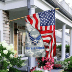 United States Air Force Veteran U.S Flag