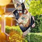US State Texas American Patriotism Eagle Flag