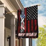 4x4 Off Road America Flag