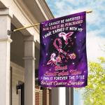 Breast Cancer Survivor Message Flagwix� Cool Flag In October