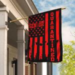 Senior 2020 Quarantined Flag