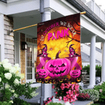 Pink Pumpkin Breast Cancer Awareness Flagwix� Pink Pumpkin Halloween Flag