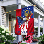 Georgia Eagle Flag