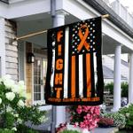 Multiple Sclerosis Awareness Flag