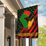 All Lives Matter African American Flag