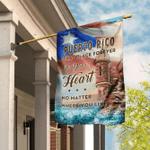 Puerto Rico In My Heart Flag