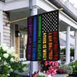 Love Is Love LGBT Flag