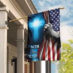 Faith Over Fear Flag