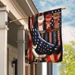 Together We Rise Native American Flag