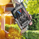 Band Of Brothers Georgia Veterans Flag