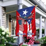 Puerto Rico Eagle Flag MLH1671Fv1