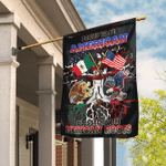 American Mexican Friendship Flag
