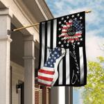 Boston Terrier Freedom American US Flag