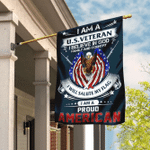 I Am A Proud American Flag