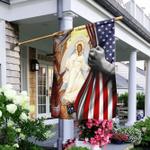 The Resurrection Of Jesus Christ Flag