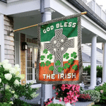 God Bless The Irish Flag