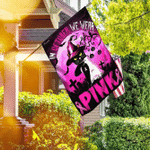 We Wear Pink Breast Cancer Flagwix� Flag For October THB2582F