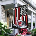 Trucker American US Flag