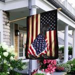 Cane Corso American Patriot Flag ANL40Fv53
