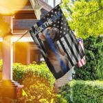 Boxer - Back The Blue Flag