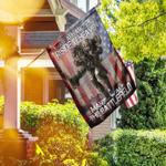 Flag For American Veterans - Walk The Battlefield