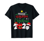 Merry Quarantine Christmas 2020 T-Shirt
