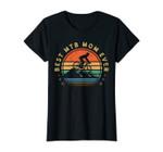 Mountain Bike Retro Biking Mom Vintage- Mtb Biker Mama Gifts T-Shirt