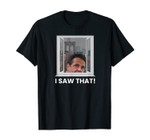 Andrew Cuomo I Saw That Watching Over Thanksgiving Christmas T-Shirt