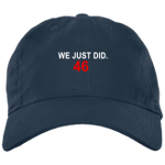 We Just Did 46 Hats, We Did It 46 Hat