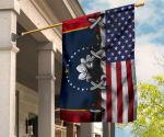 Mississippi Flag And American Flag New Mississippi Flag 2020 MS State Flag Front Door Decor