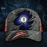Kentucky State Flag Hat 3D Printed U.S Flag Vintage Old Retro Best Hat For Men Patriotic