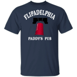 Flipadelphia Shirt It's Always Sunny in Philadelphia Paddy's Pub T-Shit Costume Gift