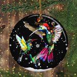 Hummingbird Christmas Ornament hummingbird ornament Outdoor Tree Ornaments Xmas Tree Decoration