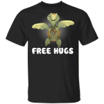 Turtle Free Hugs T-Shirt Cute Gift For Turle Lovers