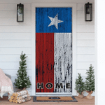 Texas State Flag Door Cover Red White Blue Door Cover For Patriot Ideas Door Decorations