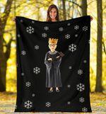 RBG Christmas Blanket Ruth Bader Ginsburg Christmas Gifts For Mom Gift Presents For Grandma