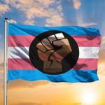 Trans Flag For Transgender Day Of Remembrance 2020 LGBT Blue Pink White Transgender Flag