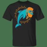 Fitz The Magic Dolphins Miami Ryan Fitzpatrick T-Shirt Fanatics Branded Shirt NFL Games For Men