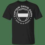 Captain David Dorn EOW 6-2-2020 T-Shirt Rip Captain Police In Memorial Rest In Peace BLM Merch