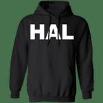 John Mulaney Hal Hoodie In Memory Of Hal Willner Mens Clothing Hal