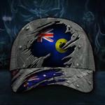 Western Australia State 3D Hat Vintage Australian  Trucker Hat Mens Cap Australia