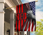 Remember Everyone Deployed Flag Inside States Flag Patriotic 4Th July Decor Honor Red Friday