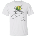 Sleeping Turtle T-Shirt Funny Cute Gift For Turtle Lover Sleep Lover Holiday Gift Idea