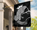 Ruth Bader Ginsburg Notorious RBG Quotes Flag For Wall Living Room Decor RBG Merchandise