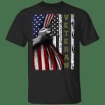 Veterans Day Shirts Inside American Flag Honor Veteran United State Memorial Day Military