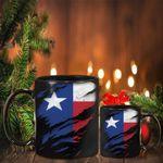 Thin Blue Line American Flag Mug Honoring Law Enforcement Custom Coffee Mugs Gifts For Parents