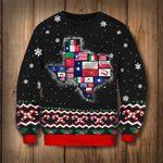 Texas Ugly Christmas Sweater Texas Whatever Sweatshirt