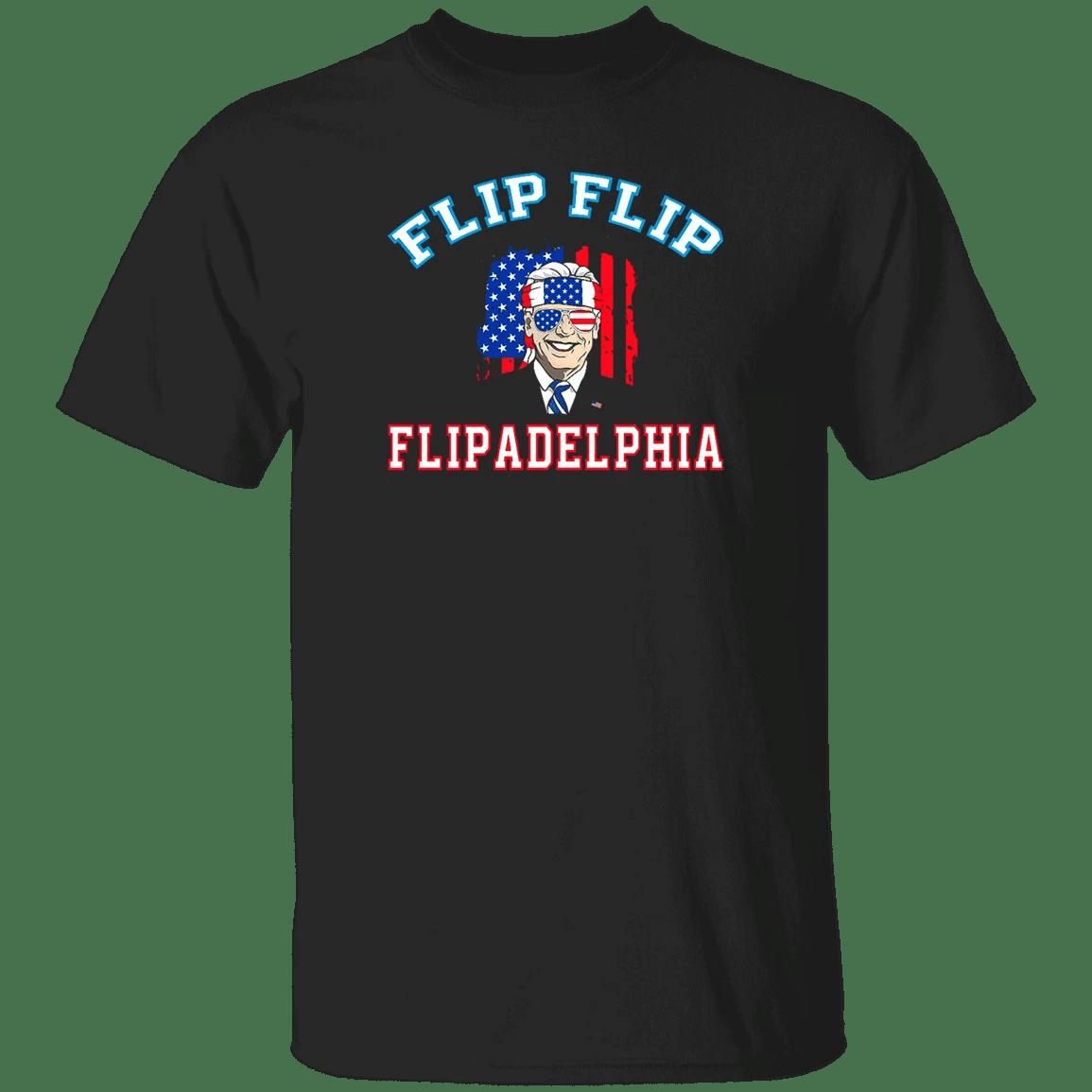 Flip Flip Flipadelphia T-Shirt Always Sunny In Philadelphia Shirt For Men Woman
