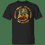 Cobra T-Shirt Strike First Strike Hard No Mercy Shirt Vintage For Men