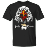 Eagle Fang Karate T-Shirt Style Martial Shirt Gift For Adult